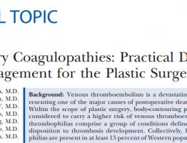 Hereditary Coagulopathies Practical Diagnosis